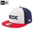 ☆まとめ割☆【メーカー取次】 NEW ERA ニューエラ 59FIFTY MLB On-Field シカゴ・ホワイトソックス ホワイトXネイビーXレッド 11449387 キャップ