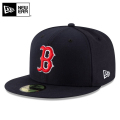 ☆20%OFFセール☆【メーカー取次】 NEW ERA ニューエラ 59FIFTY MLB On-Field ボストン・レッドソックス ネイビー 11449389 キャップ