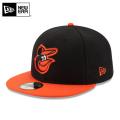 ☆まとめ割☆【メーカー取次】 NEW ERA ニューエラ 59FIFTY MLB On-Field ボルチモア・オリオールズ ブラックXオレンジ 11449391 キャップ