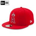 ☆20%OFFセール☆【メーカー取次】 NEW ERA ニューエラ 59FIFTY MLB On-Field ロサンゼルス・エンゼルス・オブ・アナハイム レッド 11449402 キャップ