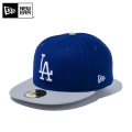 【メーカー取次】 NEW ERA ニューエラ 59FIFTY MLB On-Field Diamond Era ロサンゼルス・ドジャース LAロゴ 11453057 キャップ