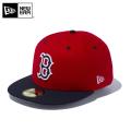 【メーカー取次】 NEW ERA ニューエラ 59FIFTY MLB On-Field Diamond Era ボストン・レッドソックス ゲーム 11453058 キャップ