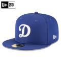 ☆まとめ割☆【メーカー取次】 NEW ERA ニューエラ 59FIFTY MLB On-Field バッティングプラクティス プロライト ロサンゼルス・ドジャース ブルー 11596250 キャップ 帽子