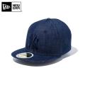☆20%OFF割引中☆【メーカー取次】NEW ERA ニューエラ Kid's キッズ用 59FIFTY MLB ニューヨーク ヤンキース インディゴデニム 11596308 キャップ 帽子