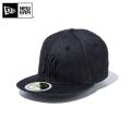 ☆20%OFF割引中☆【メーカー取次】NEW ERA ニューエラ Kid's キッズ用 59FIFTY MLB ニューヨーク ヤンキース ブラックデニム 11596309 キャップ 帽子