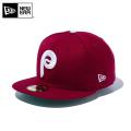 ☆まとめ割☆【メーカー取次】 NEW ERA ニューエラ 59FIFTY CT フィラデルフィア・フィリーズ カーディナル 11596344 キャップ 帽子