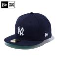 ☆まとめ割☆【メーカー取次】 NEW ERA ニューエラ 59FIFTY CT ニューヨーク・ヤンキース2 ネイビー 11596346 キャップ 帽子