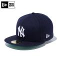 ☆まとめ割☆【メーカー取次】 NEW ERA ニューエラ 59FIFTY CT ニューヨーク・ヤンキース1 ネイビー 11596347 キャップ 帽子