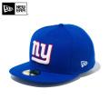 ☆ただいま15%割引中☆【メーカー取次】 NEW ERA ニューエラ 59FIFTY NFL ニューヨーク・ジャイアンツ カーミングブルー 11596351 キャップ 帽子