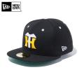 【メーカー取次】 NEW ERA ニューエラ 59FIFTY NPBクラシック 阪神タイガース ブラック 11596357 キャップ 帽子