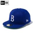 ☆まとめ割☆【メーカー取次】 NEW ERA ニューエラ 59FIFTY CT ブルックリン・ドジャース ダークロイヤル 11596361 キャップ 帽子