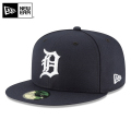 ☆ただいま15%OFF☆【メーカー取次】 NEW ERA ニューエラ 59FIFTY MLB On-Field デトロイト・タイガース ネイビーXホワイト 11676937 キャップ 帽子