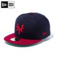 ☆只今10%割引中☆【メーカー取次】 NEW ERA ニューエラ 59FIFTY Negro Leagues ニグロリーグ ニューヨーク・キューバンズ 11781686 キャップ 帽子