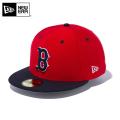 ☆ただいま20%割引中☆【メーカー取次】 NEW ERA ニューエラ 59FIFTY MLB On-Field バッティングプラクティス Hex Tech ボストン・レッドソックス 11904410 キャップ 帽子