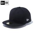 ☆ただいま15%割引中☆【メーカー取次】 NEW ERA ニューエラ Basic 59FIFTY ベーシック フラッグロゴ ブラックXホワイトロゴ 11914557 キャップ 帽子
