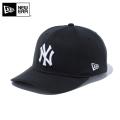 NEW ERA ニューエラ 9FIFTY Stretch Snap ニューヨーク・ヤンキース ブラックXホワイトロゴ 11924727 キャップ