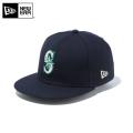 ☆20%OFF割引中☆【メーカー取次】NEW ERA ニューエラ Youth キッズ用 9FIFTY MLB シアトル マリナーズ ネイビー 12018877 キャップ 帽子