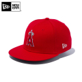 ☆ただいま20%割引中☆【メーカー取次】NEW ERA ニューエラ Youth キッズ用 9FIFTY MLB ロサンゼルス エンゼルス レッド 12018879 キャップ