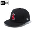 ☆ただいま20%割引中☆【メーカー取次】NEW ERA ニューエラ Youth キッズ用 9FIFTY MLB ロサンゼルス エンゼルス ブラック 12018880 キャップ