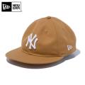 ☆ただいま15%割引中☆【メーカー取次】 NEW ERA ニューエラ MLB Retro Crown 9FIFTY ニューヨーク・ヤンキース ウィート 12018890 キャップ