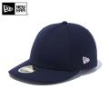 【メーカー取次】NEW ERA ニューエラ Basic Low Profile 59FIFTY ベーシック フラッグロゴ ネイビーXホワイトロゴ 12336572 キャップ 帽子【Sx】