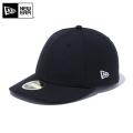【メーカー取次】NEW ERA ニューエラ Basic Low Profile 59FIFTY ベーシック フラッグロゴ ブラックXホワイトロゴ 12336573 キャップ 帽子【Sx】