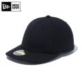 【メーカー取次】NEW ERA ニューエラ Basic Low Profile 59FIFTY ベーシック フラッグロゴ ブラックXブラックロゴ 12336574 キャップ 帽子【Sx】
