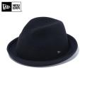 ☆10%OFF☆【メーカー取次】 NEW ERA ニューエラ Felt Hat The Fedora フェドーラ ハット ブラック 12018920 帽子【Sx】
