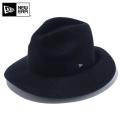 ☆10%OFF☆【メーカー取次】 NEW ERA ニューエラ Felt Hat The Broadway ブロードウェイ ハット ブラック 12018928 帽子【Sx】