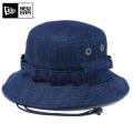 ☆ただいま15%割引中☆【メーカー取次】 NEW ERA ニューエラ Adventure コットンハット インディゴデニム 12018929 帽子