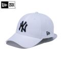 【メーカー取次】NEW ERA ニューエラ 9FORTY ニューヨーク・ヤンキース ホワイトXブラック 12018968 キャップ