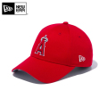 ☆20%OFF割引中☆【メーカー取次】NEW ERA ニューエラ Youth ジュニア用 9FORTY Basic MLB ロサンゼルス エンゼルス レッド 12018970 キャップ 帽子