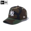 【メーカー取次】NEW ERA ニューエラ 9FORTY D-Frame ニューヨーク・ヤンキース ウッドランドカモXホワイトロゴ 12018973 キャップ