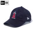 ☆ただいま20%割引中☆【メーカー取次】NEW ERA ニューエラ 9TWENTY Cloth Strap MLB ロサンゼルス エンゼルス ネイビー 12019000 キャップ