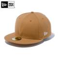☆ただいま15%割引中☆【メーカー取次】 NEW ERA ニューエラ Basic 59FIFTY ベーシック フラッグロゴ ウィートXホワイトロゴ 12019023 キャップ 帽子