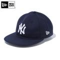 ☆ただいま15%割引中☆【メーカー取次】 NEW ERA ニューエラ MLB Retro Crown 9FIFTY ニューヨーク・ヤンキース ネイビー 12019113 キャップ