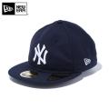 ☆ただいま15%割引中☆【メーカー取次】 NEW ERA ニューエラ MLB Retro Crown 59FIFTY ニューヨーク・ヤンキース ネイビー 12019114 キャップ