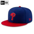 NEW ERA ニューエラ 59FIFTY MLB On-Field フィラデルフィア・フィリーズ ブルーXレッド 12026660 キャップ