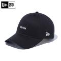 【メーカー取次】NEW ERA ニューエラ 9THIRTY Cloth Strap ミニロゴ ブラックXホワイトロゴ 12026717 キャップ 帽子