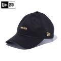 【メーカー取次】NEW ERA ニューエラ 9THIRTY Cloth Strap ミニロゴ ブラックXゴールドロゴ 12026718 キャップ 帽子
