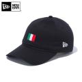 【メーカー取次】NEW ERA ニューエラ 9THIRTY Cloth Strap ナショナルフラッグ イタリア ブラック 12026723 キャップ 帽子