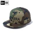 ☆ただいま15%割引中☆【メーカー取次】 NEW ERA ニューエラ 59FIFTY NEW ERA ブランドネーム ウッドランドカモXブラック 12037933 キャップ 帽子