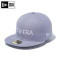 ☆ただいま15%割引中☆【メーカー取次】 NEW ERA ニューエラ 59FIFTY NEW ERA ブランドネーム グレーXホワイト 12037937 キャップ 帽子