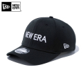 NEW ERA ニューエラ 9FIFTY Stretch Snap NEW ERA ロゴ ブラックXホワイトロゴ 12051982 キャップ