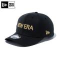 NEW ERA ニューエラ 9FIFTY Stretch Snap NEW ERA ロゴ ブラックXゴールドロゴ 12051983 キャップ