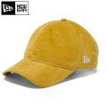 ☆大幅割引中!クリアランスバーゲン☆【即日出荷対応】NEW ERA ニューエラ 12108991 9THIRTY クロスストラップ マイクロコーデュロイキャップ ハニーゴールド 帽子