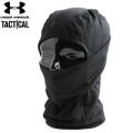 ☆15%OFFセール☆UNDER ARMOUR TACTICAL アンダーアーマー タクティカル  COLDGEAR INFRARED TACTICAL バラクラバ BLACK