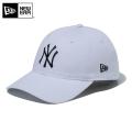 ★カートで最大15%OFF★★ただいま10%OFF割引★【メーカー取次】NEW ERA ニューエラ 9THIRTY Cloth Strap ウォッシュドコットン ニューヨーク・ヤンキース ホワイト 12489155 キャップ【Sx】MLB