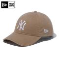 ★今だけカートで15%OFF割引★【メーカー取次】NEW ERA ニューエラ 9THIRTY Cloth Strap ウォッシュドコットン ニューヨーク・ヤンキース カーキ 12489157 キャップ【Sx】MLB