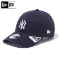 ★ただいま10%OFF割引★【メーカー取次】NEW ERA ニューエラ 9TWENTY Small Cloth Strap ウォッシュドコットン ニューヨーク・ヤンキース ネイビー 12489184 キャップ【Sx】